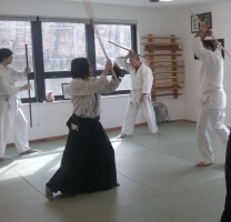Still Mind Aikido Weapons
